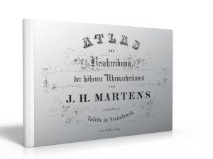 Beschreibung der Hemmungen (Buch von Martens)
