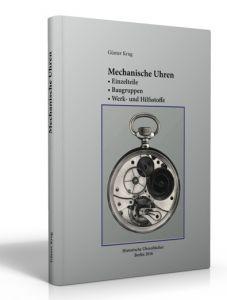 Mechanische Uhren (Buch von G. Krug)