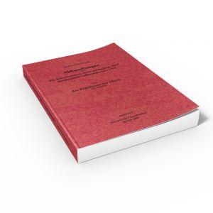 Abhandlung e. einfachen, aber mechanisch vollkommenen Uhr + ... über das Regulieren der Uhren mit Tabellen (Buch von Grossmann)