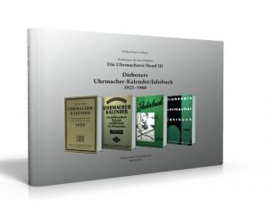 Die Uhrmacherei Band 3 (Buch von Michael Stern)