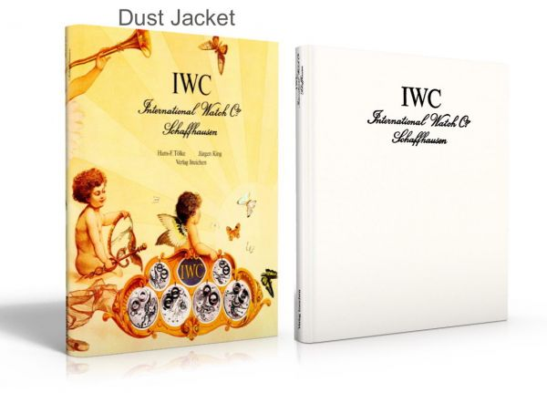 IWC - International Watch Co. Schaffhausen (ital., Buch von Tölke u. King)