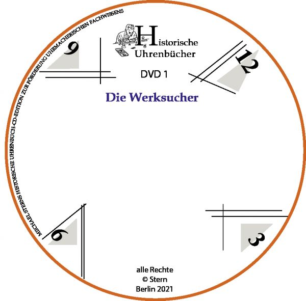 Die Werksucher (CD mit Volltextsuche auf 3200 S.)