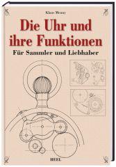 Die Uhr und ihre Funktionen (Buch von Klaus Menny)