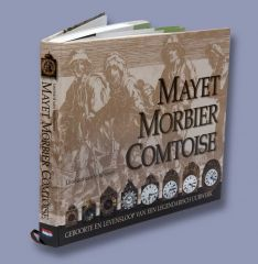 MAYET MORBIER COMTOISE (Boek van Veldhoven, Taal: Nederlands)