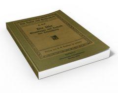 Die Uhr - Grundlagen und Technik der Zeitmessung (Buch von H. Bock)
