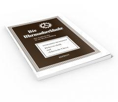 Elektrotechnik und elektrische Uhren (Buch von Schönberg / Brinkmann)