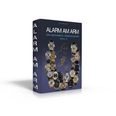 Alarm am Arm + Preisführer (Buch über Wecker von Leonhard Beitl)