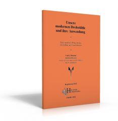 Unsere modernen Drehstühle und ihre Anwendung (Buch von Donauer)